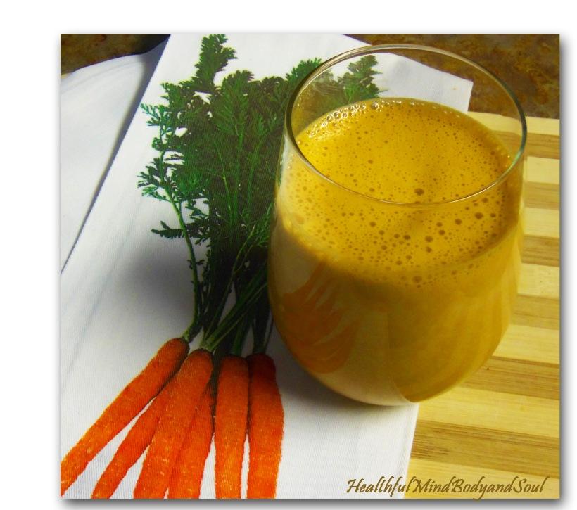 CarrotSmoothie