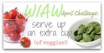 wiaw serve up an extra cup button
