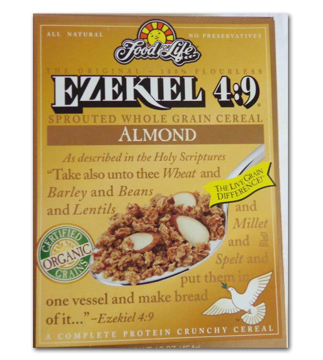 Ezekiel Cereal
