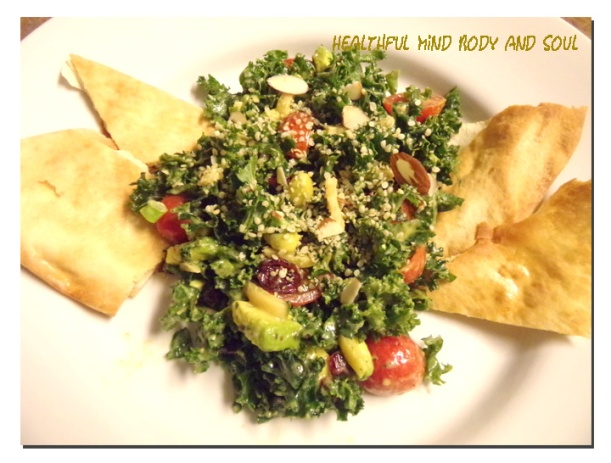 Kale Super salad