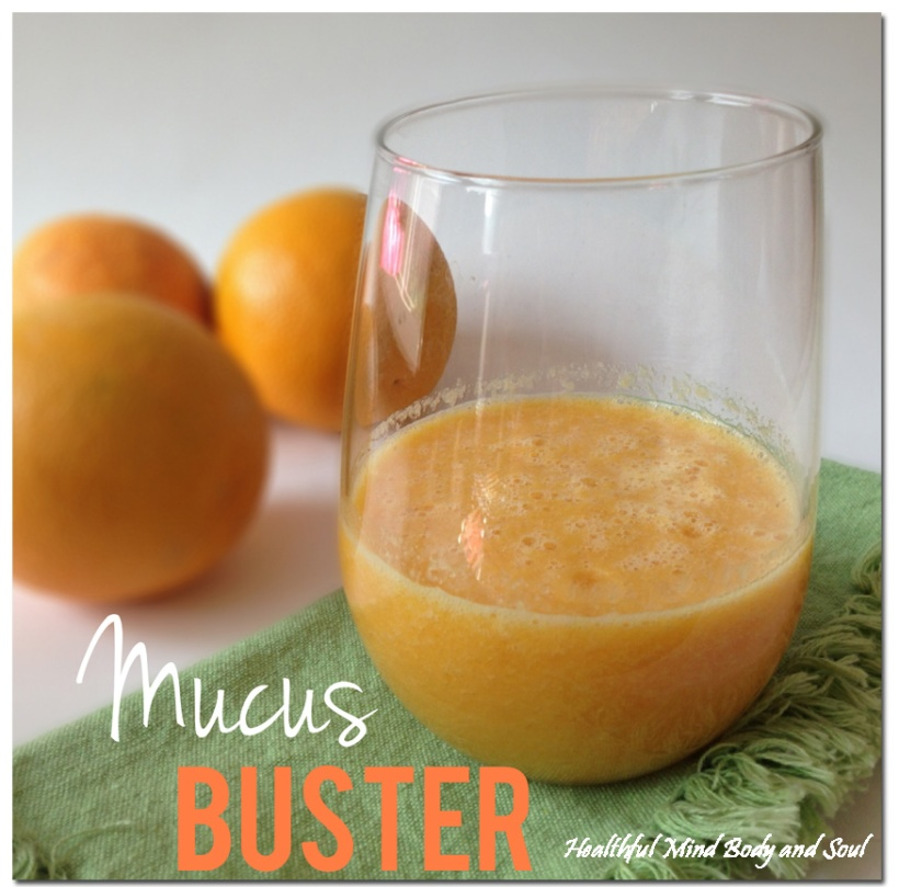 Mucus Buster