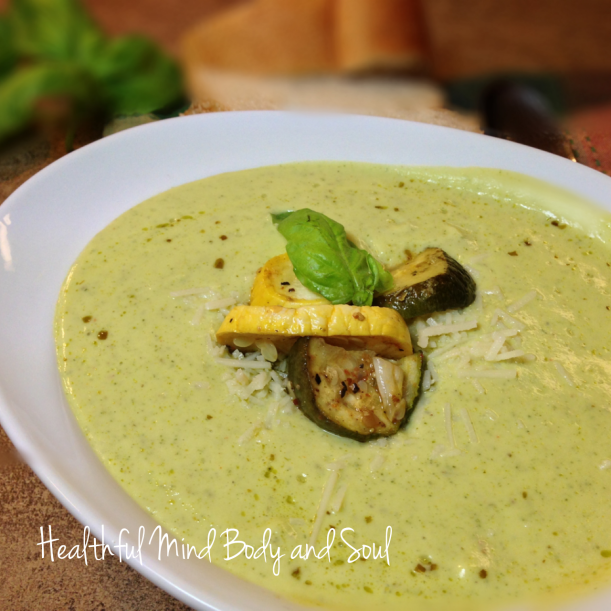 Creamy Summer Squash Soup