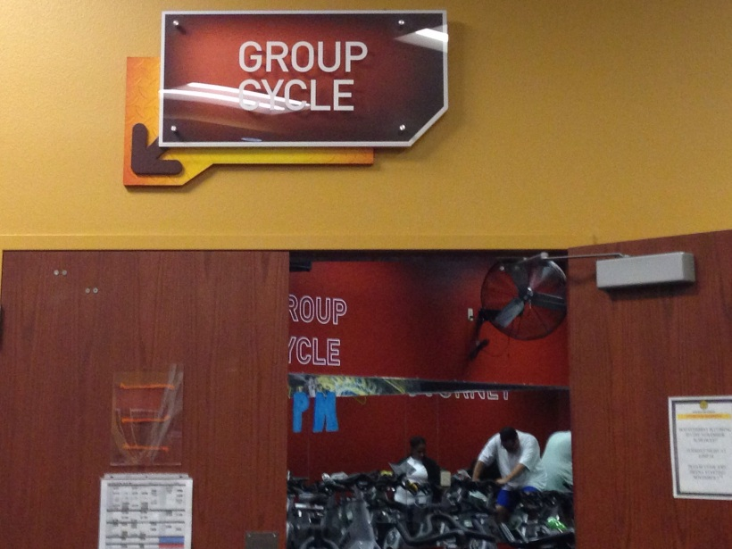 Group Cycle