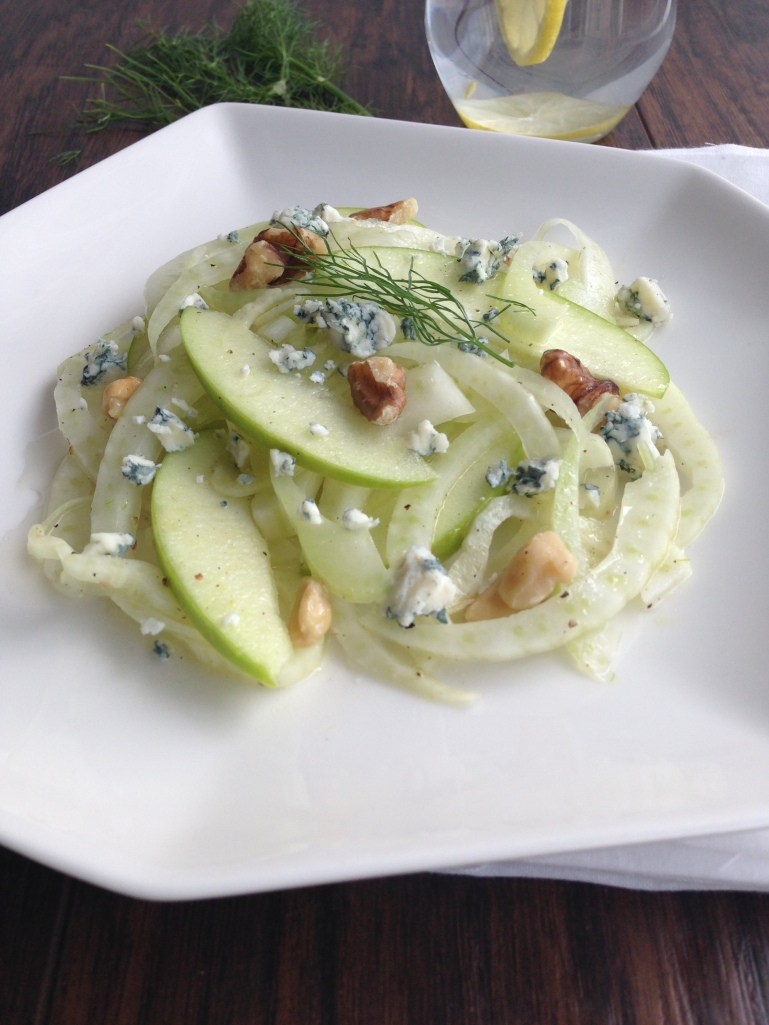 Fennel and Apple