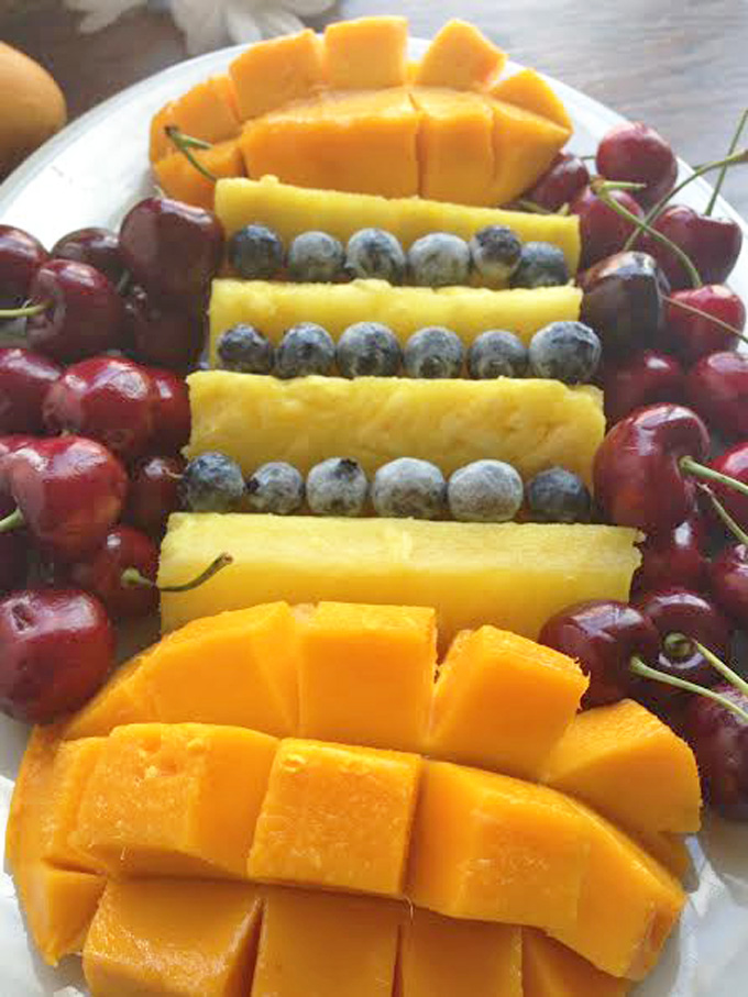 Fruit-Tray