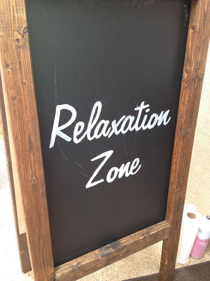 Relaxation-Zone